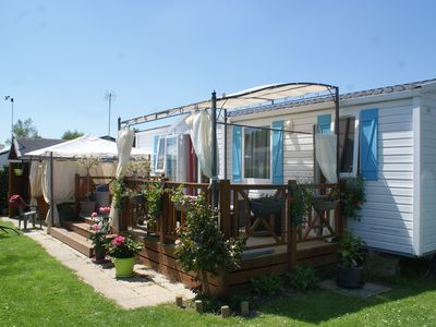 Photo for NICE MOBIL HOME in Normandy