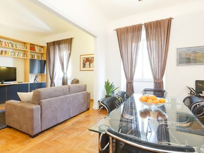Photo for Mari Domus Cavour Lovely and bright apartment in the center of Rome
