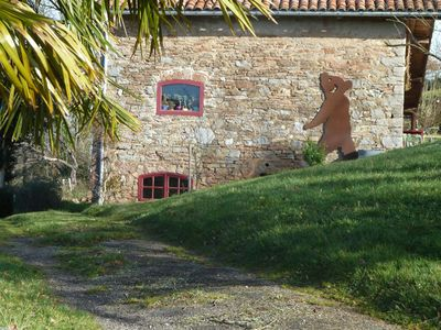 Photo for 2BR House Vacation Rental in Larbont, Occitanie