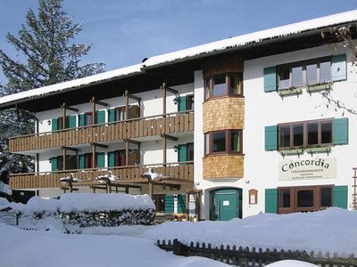 Photo for Holiday flats Haus Concordia, Bad Wiessee am Tegernsee  in Bayerische Alpen - 3 persons, 1 bedroom