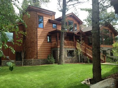 Photo for *Luxury Private Mountain Home*5 bd-6 bath *Teton Village*Excellent Location