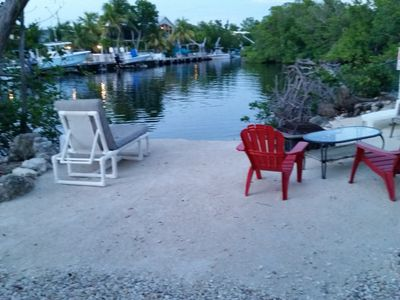 Enjoy your own private beach for kayaks & canoes. feet from the open Gulf!