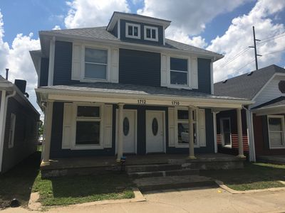 Photo for Beautiful downtown Indianapolis 3Bd 1.5 bath Just 5 minutes, from Colts  stadium