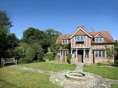 Photo for 4 bedroom accommodation in Crawley, near Winchester