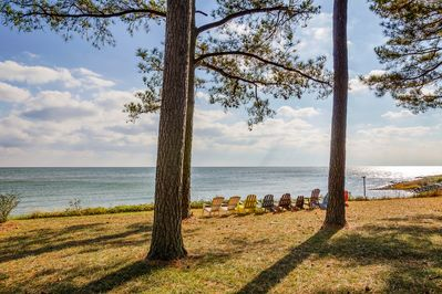 Direct Bayfront with 30-mile panoramic water views