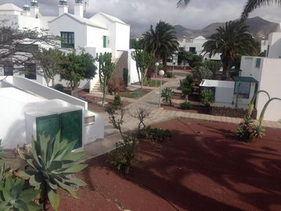 Photo for Holiday apartment Playa Blanca for 1 - 6 persons with 2 bedrooms - Holiday apartment