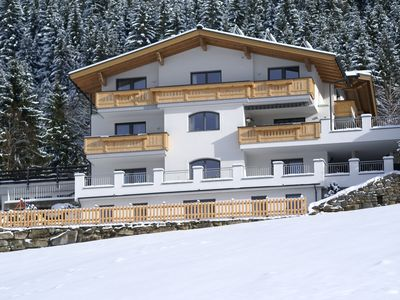 Photo for Apartment house in a quiet, sunny location, near the ski resort ZILLERTAL ARENA