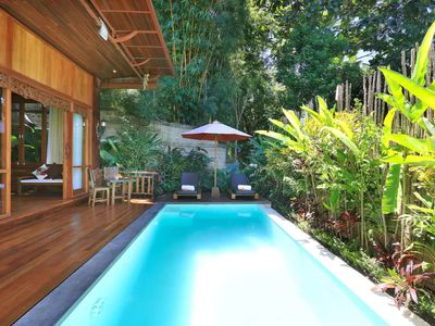Photo for 1BR Villa Vacation Rental in Ubud, Bali