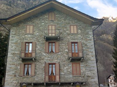 Photo for Apartment Issime  in Gressoney, Aosta Valley - 6 persons, 3 bedrooms