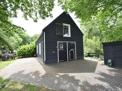 Photo for Modern Holiday Home in Wolphaartsdijk with Private Garden