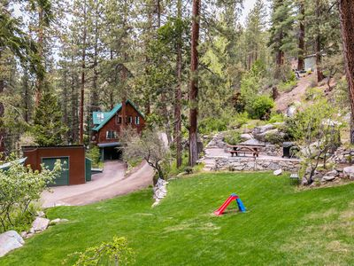 Cave Rock Ranch | Near Beaches, Trails & Skiing | Hot Tub | Concierge Services