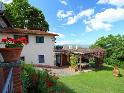 Photo for Vacation home Podere Berrettino  in Reggello, Florence Countryside - 4 persons, 2 bedrooms