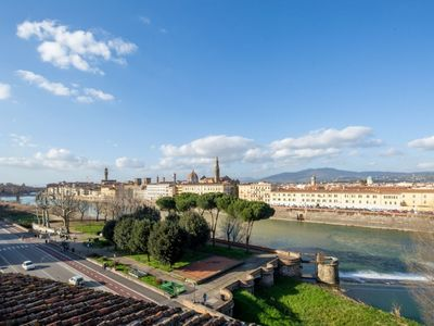 Photo for An exclusive property with magnificent views of the monuments of Florence