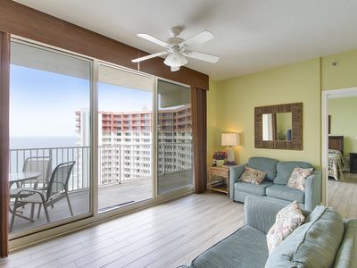 Photo for Enjoy the best view in Panama City Beach! RESERVED parking spot for guests!