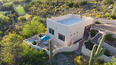 Photo for Amazing City And Mountain Views From The Foothills Of The Catalinas