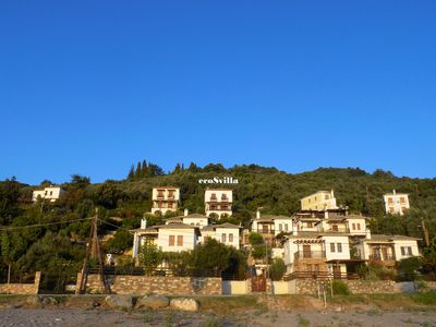 Photo for Horefto-Pelion / Apartment  Peggy 60 Sq.m, 45m. Distance From The Sandy Beach