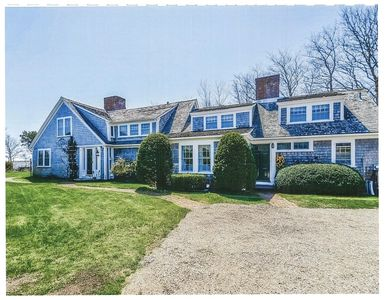 Photo for Fully Modernized, Beautifully Restored 6 Bdr Antique Waterfront Cape Cod House.