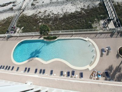Photo for Great Location on the Gulf! 6th Floor Unit, Next to Elevators. Resort Rentals