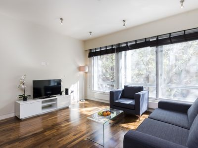 Photo for LOVELY 1BR FLAT IN THE HEART OF COVENT GARDEN - LEICESTER SQUARE
