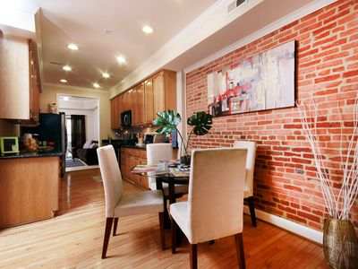 Photo for Located in safe and historical Butcher's Hill Baltimore. The home has beautiful large layout for gro