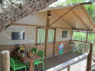 Photo for Holiday House - 5 people, 37 m² living space, 2 bedroom, Internet/WIFI, Internet access