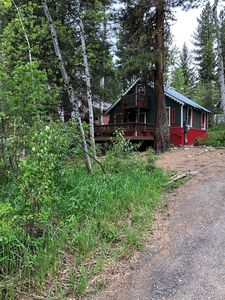 Photo for Come enjoy Mccall's Historic Little Rustic Retreat…