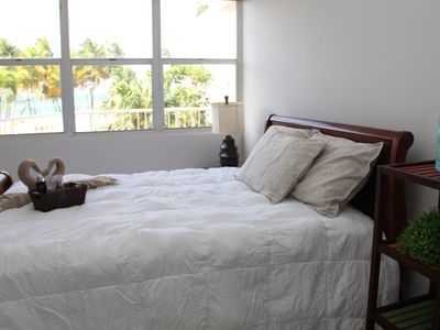 Photo for Hobie Oceanfront apartment at Isla Verde