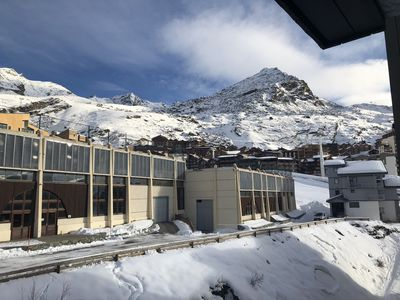 Photo for Center Val Thorens very nice and well placed