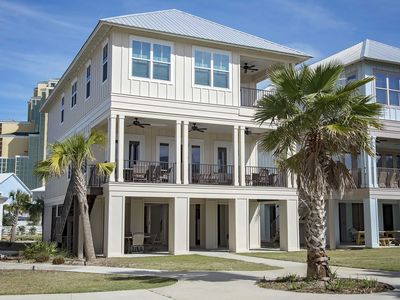 Photo for Spring Into A Vacation ~ Cottages at Romar ~ 4BD ~ Great Beach Access ~ Sleeps 10 ~ Boonedocks