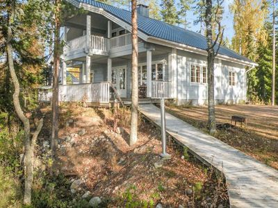Photo for Vacation home D in Ruokolahti - 10 persons, 3 bedrooms