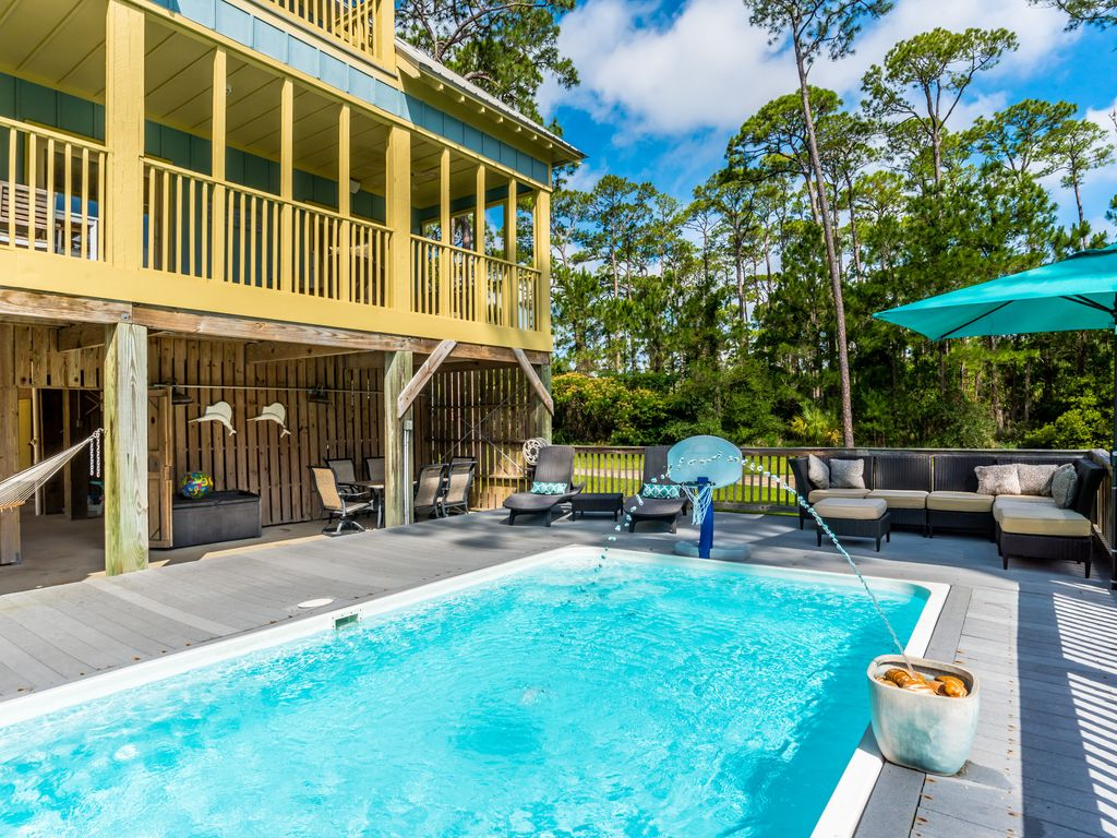Dauphin Island Rentals With Pool