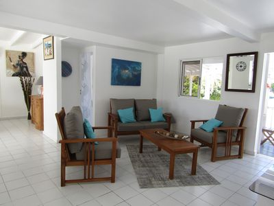 Photo for bright and ventilated T3 apartment near the sea in the center of Guadeloupe