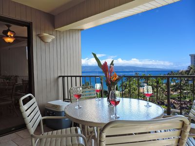 Photo for 181-Gorgeous Ocean View. Remodeled 2 Bedroom/2Bath. *Video Tour listed in photos
