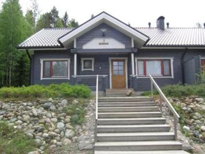 Photo for Vacation home Reppu in Sotkamo - 9 persons, 4 bedrooms