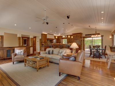 Photo for Hawk Peak - Immaculate Tahoe Donner 3 BR w/ Private Hot Tub