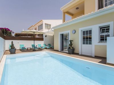 Photo for Villa Tucan – great 4 bedroom house, Heated Pool, Short Walk to Porto Do Mos