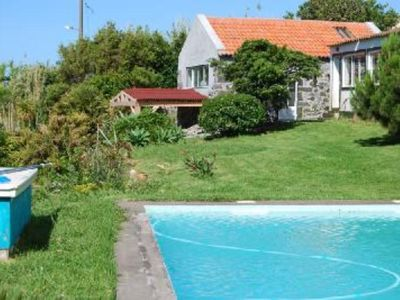 Photo for Casa Figueira; stone cottage with garden and pool