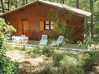Quiet, pretty chalet in the pine forests