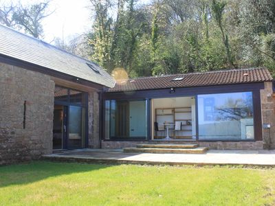 "Photo for Beautiful ""ECO"" barn conversion in Wye Valley - ideal for couples plus two kids"