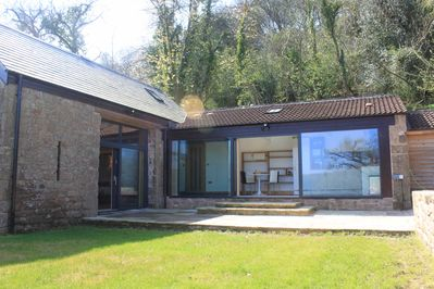 Marvelous Beautiful Eco Barn Conversion In Wye Valley Ideal For Couples Monmouth Interior Design Ideas Gentotryabchikinfo