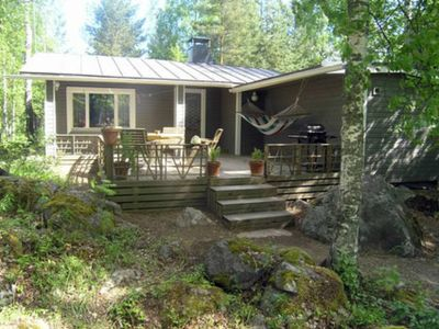 Photo for Vacation home Koivuniemi in Hartola - 3 persons, 1 bedrooms