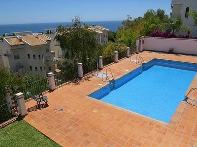 Photo for Modern Luxurious 2 bedroom/2 bathroom apartment with excellent sea views