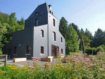 Photo for Holiday home in the middle of the forest, ideal for a family reunion