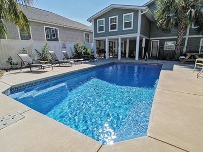 Photo for The Destination, Beautiful 7 BR Pet Friendly Home with Swimming Pool and Game Room