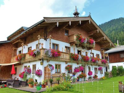 Photo for Spacious holiday home just outside Leogang, nearby skiing area.