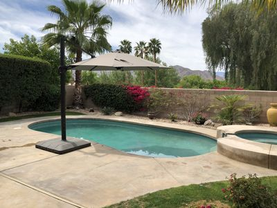 Photo for Desert Golf Oasis with Private Pool
