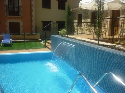 Photo for Apartamentos Santo Domingo de Silos for 2 people