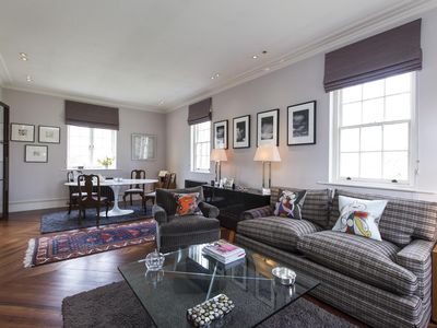 Photo for Holland Park Road II - luxury 2 bedrooms serviced apartment - Travel Keys