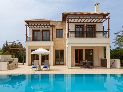 Photo for R239 2 Bedroom Villa with Large 5m x 10m Private Swimming Pool and Barbeque Area
