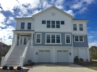 Photo for SPECTACULAR NEW - 5 BEDRM Bethany Beach House. Pool, Kayaking, Close To Beach